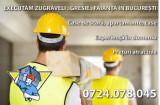 Executăm zugrăveli, gresie, faianță în București