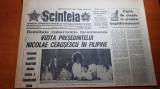 ziarul scanteia 13 aprilie 1975-vizita lui ceausescu in filipine