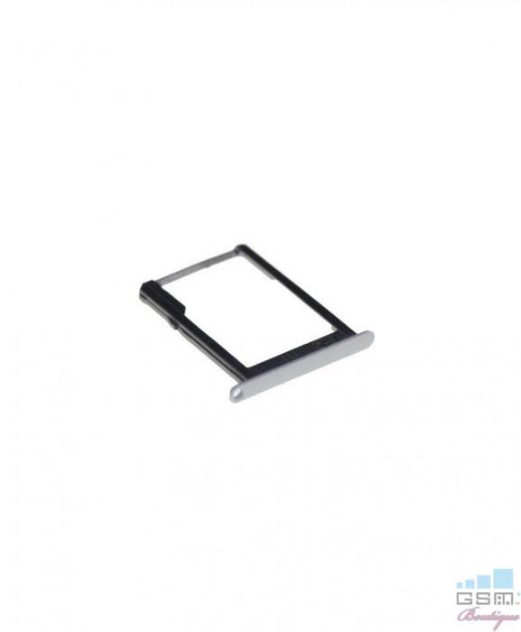 Suport Sim Samsung Galaxy S6 edge SM G925 Argintiu
