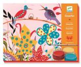 Atelier de pictura pentru copii Sacha's Garden Djeco