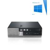 PC Refurbished Dell Optiplex 790 USFF, Core i3-2130, Win 10 Home