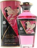 Shunga Ulei Afrodisiac cu Efect de Incalzire - Zmeura 100 ml
