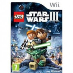 LEGO Star Wars 3 The Clone Wars Wii