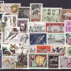 6- lot timbre diverse tari