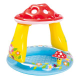 Piscina pentru copii Intex, tip ciuperca