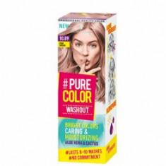 Vopsea de par temporara sub forma de gel hidratant, Pure Color Washout 10.89 Vis rozaliu, 60 ml