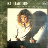 Baltimoore - There's No Danger On The Roof (LP - Rusia - VG), VINIL