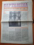Saptamana 7 octombrie 1988-articol si foto nadia comaneci,ceausescu in URSS