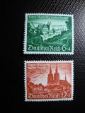 GERMANIA REICH 1940 SERIE MH++