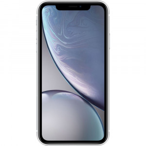 IPhone XR Dual Sim 256GB LTE 4G Alb 3GB RAM