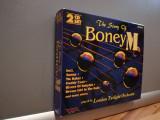 The Story Of Boney'M -2CD Box (1996/Magnum/GERMANY) - CD ORIGINAL/Nou, Polydor