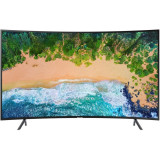 Televizor LED Curbat 49NU7302, Smart TV, 123 cm, 4K Ultra HD, Tizen OS, Samsung