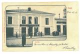 4981 - GALATI, Cofetarie, Berarie, Romania - old postcard - used - 1902