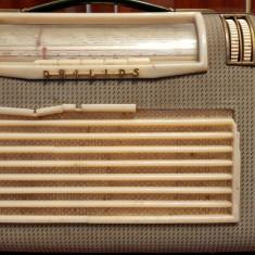 Radio Philips L4X62AB - cu lampi - RAR