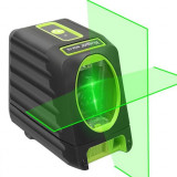 Nivela laser verde Huepar BOX-1G nivelare 30 m