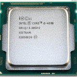 Procesor Intel Quad i5 4590, 3.30GHz , Haswell, 6MB cache,,Socket 1150,cooler, Intel Core i5, 4