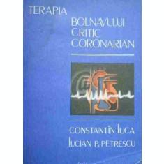 Terapia bolnavului critic coronarian