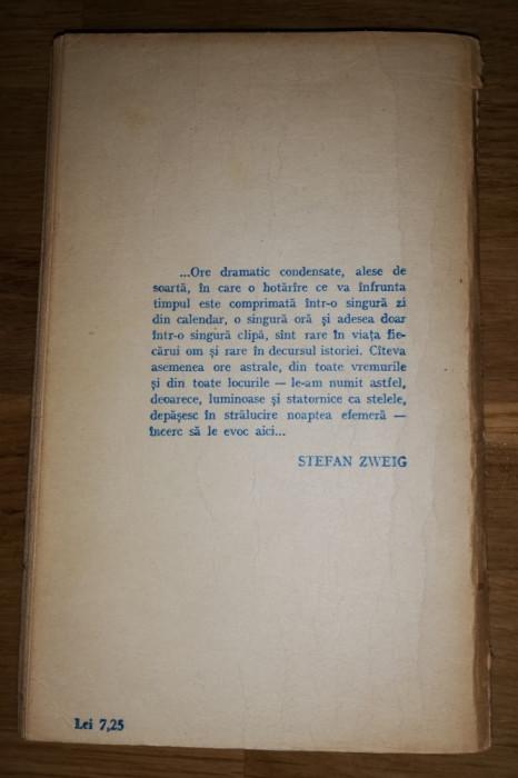 Orele astrale ale omenirii - Stefan Zweig