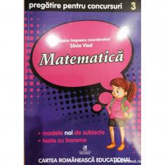 Matematica.Pregatire pentru concursuri clasa a III-a