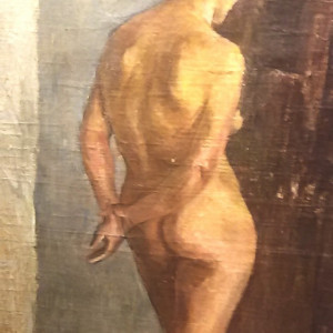 Nud - Nicolae Enea