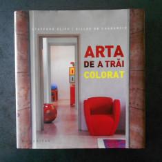 STAFFORD CLIFF, GILLES DE CHABANEIX - ARTA DE A TRAI COLORAT