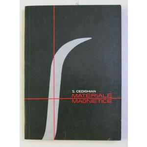MATERIALE MAGNETICE de S . CEDIGHIAN , 1967