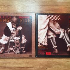 FRANK ZAPPA - THING FISH (3LP,3 Viniluri,1984,EMI,EEC) + Booklet  vinil vinyl