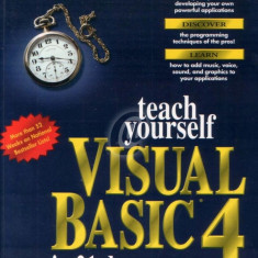 Teach yourself Visual Basic 4 in 21 days. Third edition