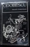 Alexandru Odobescu - Pseudo-cynegeticos (ilustrații Done Stan; 1971)