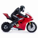 Motocicleta RC Ducati Upriser Panigale V4 S, Spin Master