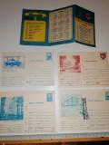 Cumpara ieftin LOT 4 CARTI POSTALE ACR...+ PLIANT 1984