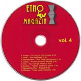 CD Etno TV Magazin Vol. 4, original, holograma