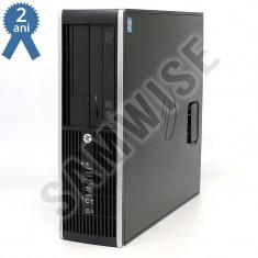 Calculator HP 6300 SFF, Intel Core i5 3470 3.2GHz, 4GB DDR3, USB 3.0, 500GB,...