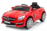 Masinuta electrica Mercedes SL63 AMG STANDARD 12V Rosu