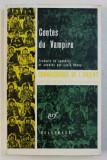 CONTES DU VAMPIRE - traduits du sanskrit et annotes par LOUIS RENOU, 1963