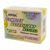 Cumpara ieftin Complex Detoxifiant Hofigal 40cpr