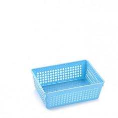 Cutie din plastic diverse intrebuintari-bleu