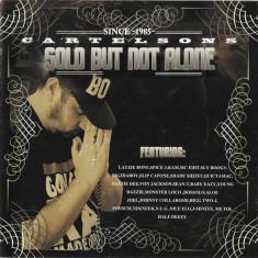 CD Cartelsons-Solo But Not Alone,original, muzica hip-hop