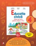 Educație civică. Caiet de lucru. Clasa a IV-a