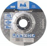 Cumpara ieftin Disc abraziv, Evotools, ETP, A24, Inox, D 125 mm, B 6 mm
