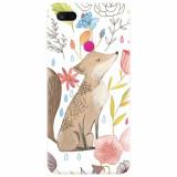 Husa silicon pentru Xiaomi Mi 8 Lite, Fox