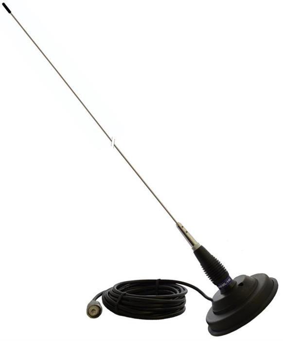 Antena + suport baza magnetica statie radio 7021