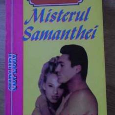 MISTERUL SAMANTHEI - TINA VASILOS