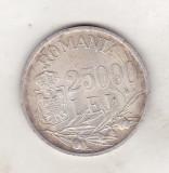 Bnk mnd Romania 25000 lei 1946 ,  argint