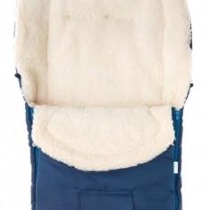 Sac de iarna Sensillo lana Navy