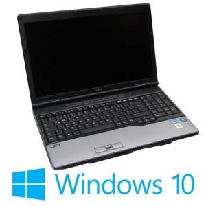 Laptop Refurbished Fujitsu LIFEBOOK E752, i3-3120M Generatia 3, Win 10 Home