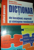 DICTIONAR SELECTIV  DE LOCUTIUNI,EXPRESII SI  SINTAGME ROMANESTI