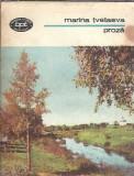 Proza - Marina Tvetaeva ( BPT nr. 1245 )