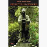 Preceptele lui Confucius - Georges Soulie de Morant