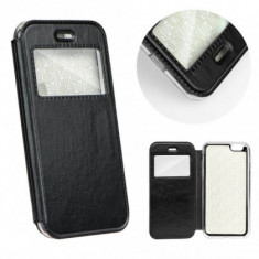 Husa Flip Carte MAGNET VIEW Apple Iphone X